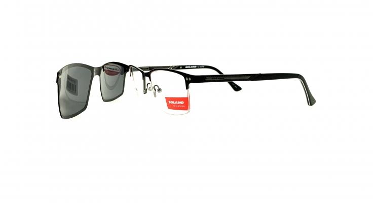 Rama ochelari clip-on Solano CL10117