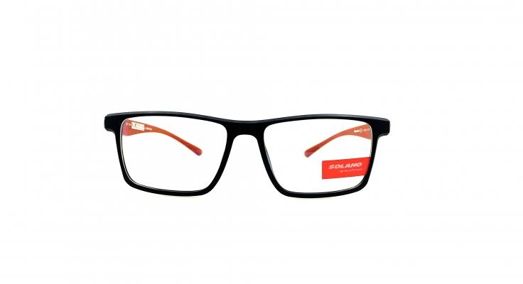 Rama ochelari clip-on Solano CL30008D