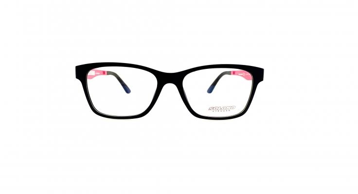 Rama ochelari clip-on Solano CL90006I