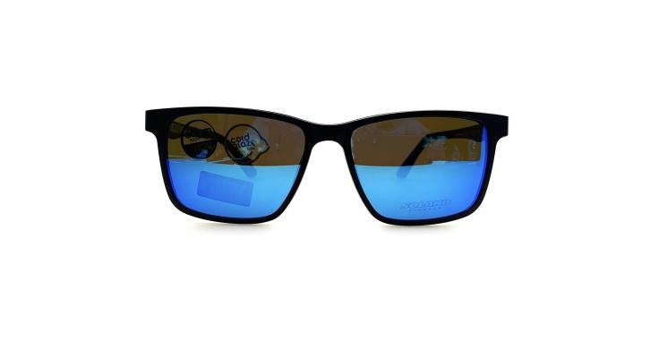 Rama ochelari clip-on Solano CL90049B
