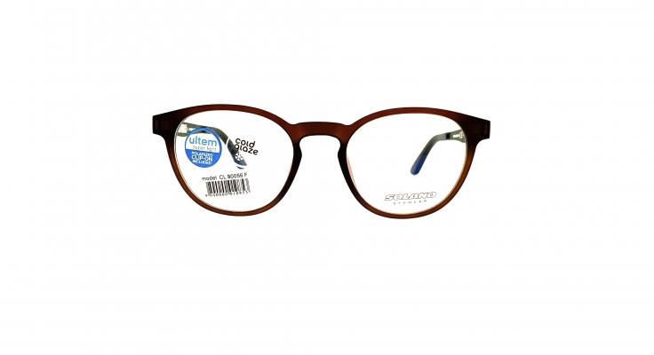 Rama ochelari clip-on Solano CL90056F