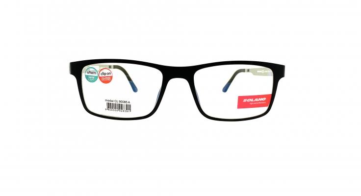 Rama ochelari clip-on Solano CL90085A