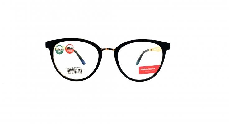 Rama ochelari clip-on Solano CL90096
