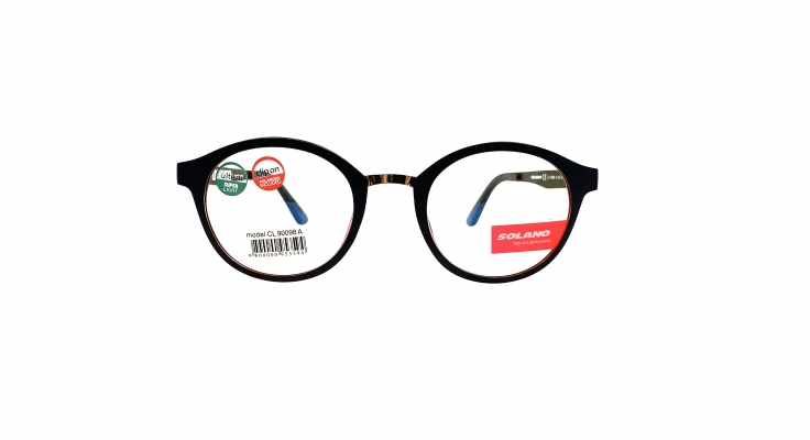 Rama ochelari clip-on Solano CL90098A