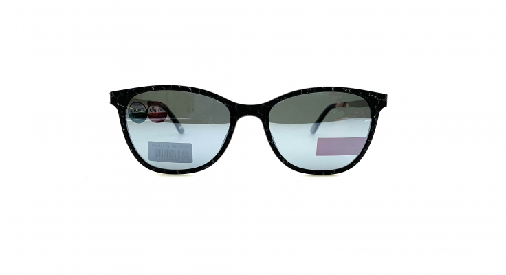Rama ochelari clip-on Solano CL90101D