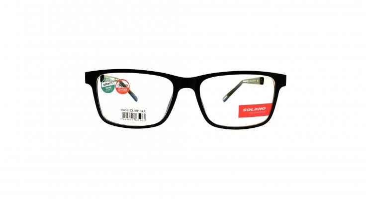Rama ochelari clip-on Solano CL90104A