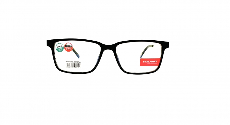 Rama ochelari clip-on Solano CL90107A