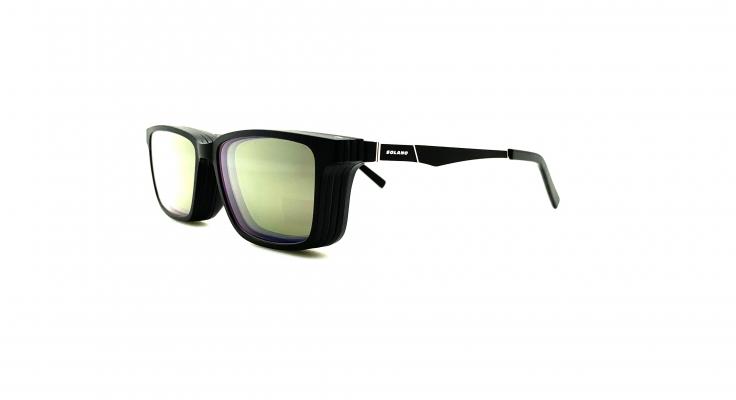 Rama ochelari clip-on Solano CL90107SET