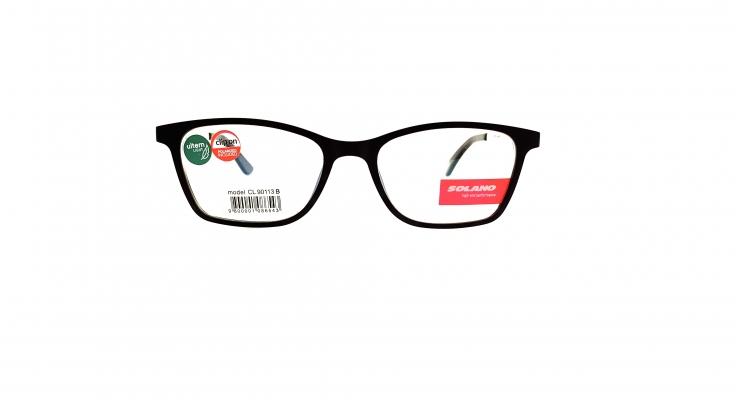 Rama ochelari clip-on Solano CL90113