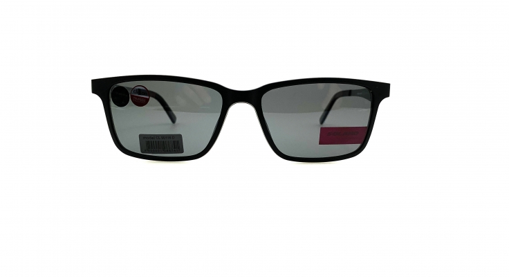 Rama ochelari clip-on Solano CL90116D