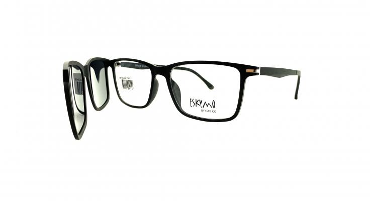 Rama ochelari clip-on Eskymo ESK912C1