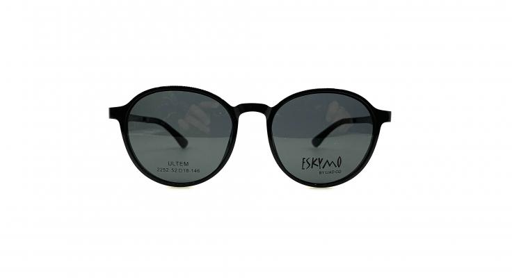 Rama ochelari clip-on Eskymo ESK225C001