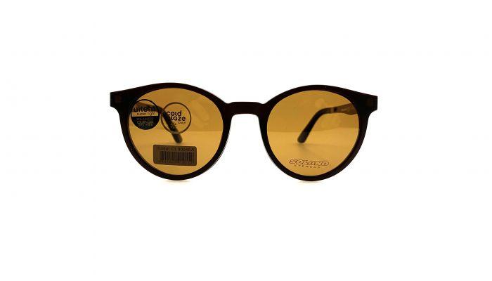 Rama ochelari clip-on Solano CL90048