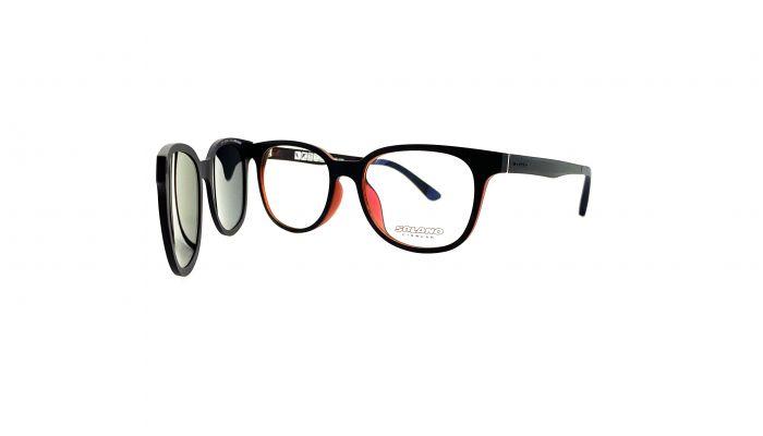 Rama ochelari clip-on Solano CL90054