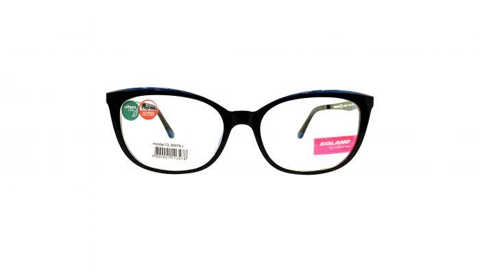 Rama ochelari clip-on Solano CL90079
