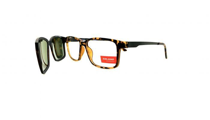 Rama ochelari clip-on Solano CL90088