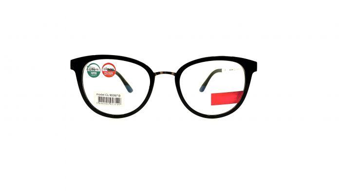 Rama ochelari clip-on Solano CL90097
