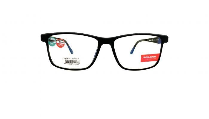 Rama ochelari clip-on Solano CL90100