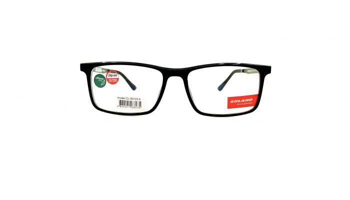 Rama ochelari clip-on Solano CL90123