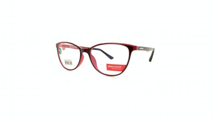 Rama ochelari clip-on Solano CL90127