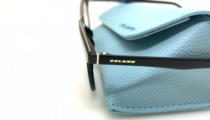 Rama ochelari clip-on Solano CL900125 SET