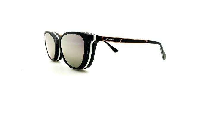 Rama ochelari clip-on Solano CL90108SET