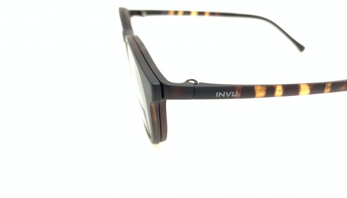 Rama ochelari clip-on INVU G4700B