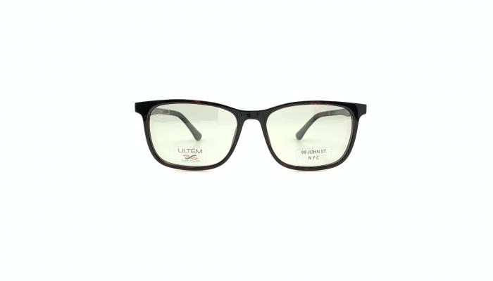 Rama ochelari clip-on THEMA - 99 John St. NYC U281 SET