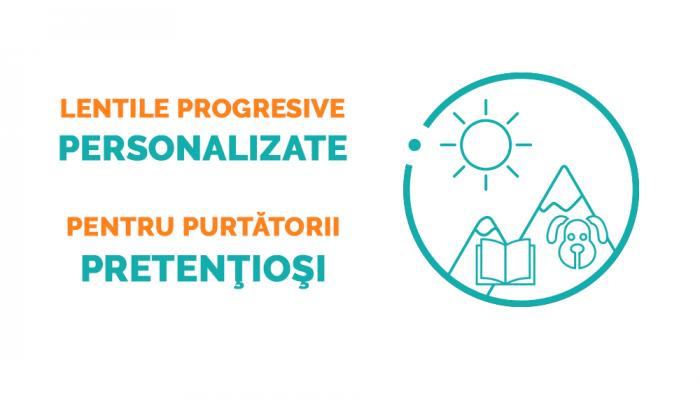 Lentile progresive Ital Lenti Premium Iron - al doilea grad de subtiere (1.67)