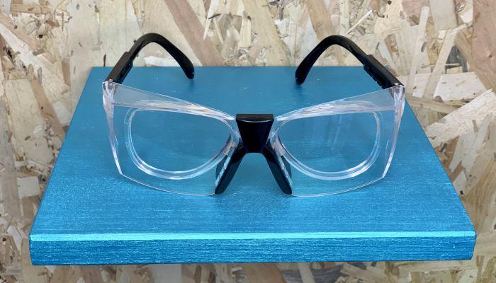 Ochelari de protectie cu  lentile cu dioptrii incluse