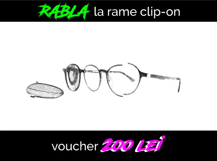 Rabla clip-on