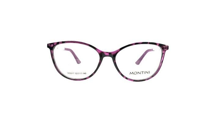 Ochelari protectie PC cu rama Montini TR3017-C4