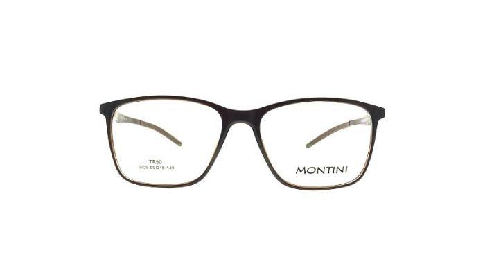 Ochelari protectie PC cu rama Montini 5709