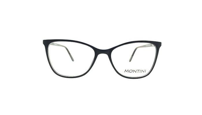 Ochelari protectie PC cu rama Montini 6120-C2