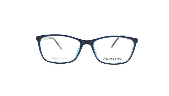 Ochelari protectie PC cu rama Montini T6018