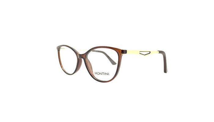 Ochelari protectie PC cu rama Montini TR3017-C3