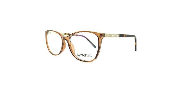 Ochelari protectie PC cu rama Montini A9003