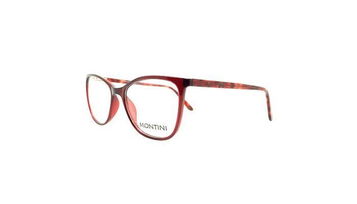 Ochelari protectie PC cu rama Montini 6120-C5