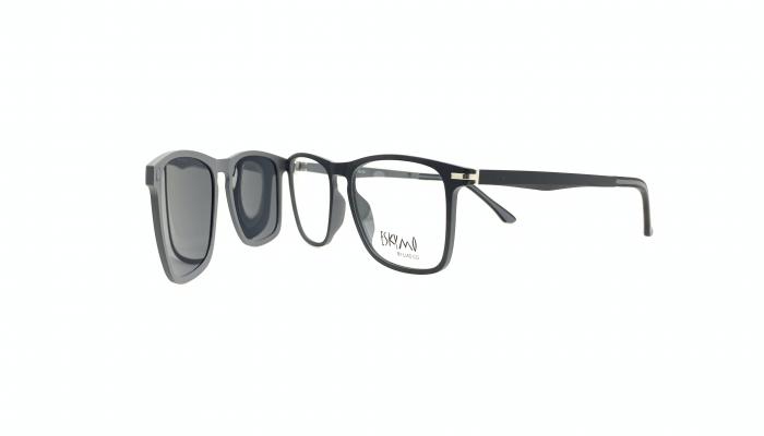 Rama ochelari clip-on Eskymo ESK911C4