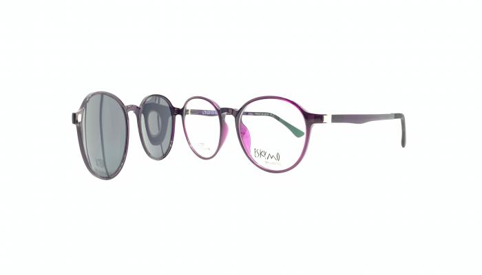 Rama ochelari clip-on Eskymo ESK2252C054