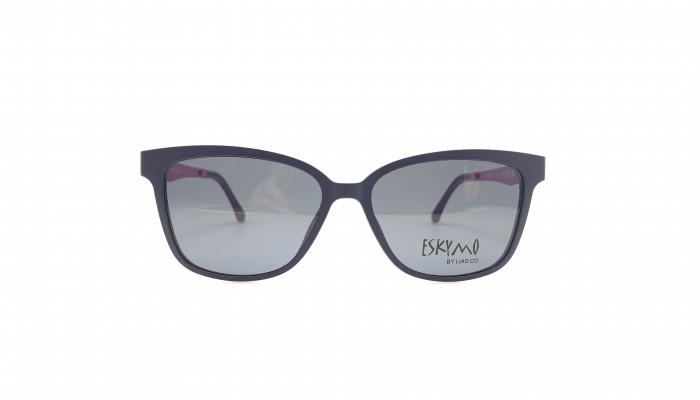 Rama ochelari clip-on Eskymo ESK913C4