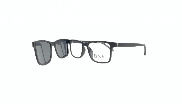 Rama ochelari clip-on Eskymo ESK918C1