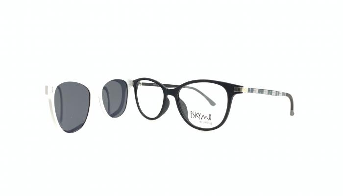 Rama ochelari clip-on Eskymo ESKJ2513C5