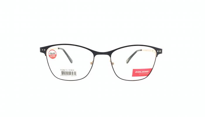 Rama ochelari de vedere clip-on Solano CL10146D