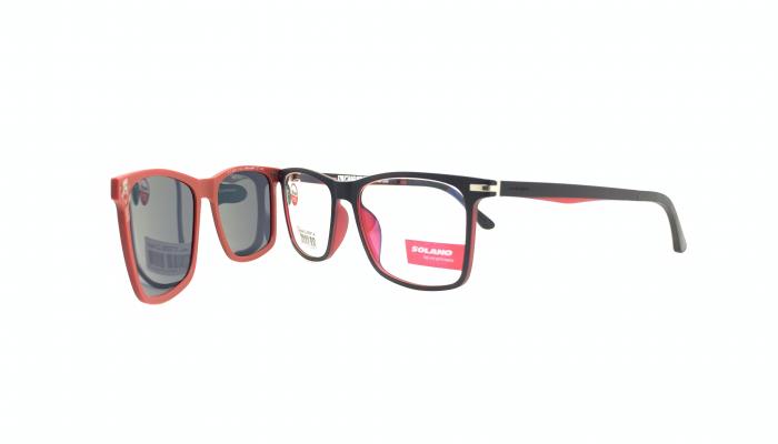 Rama ochelari clip-on Solano CL90071