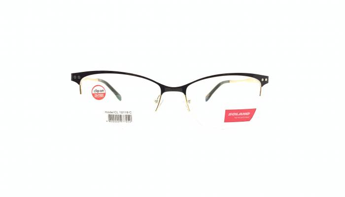 Rama ochelari clip-on Solano CL10119C