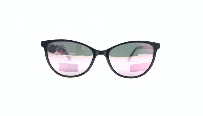 Rama ochelari clip-on Solano CL90108