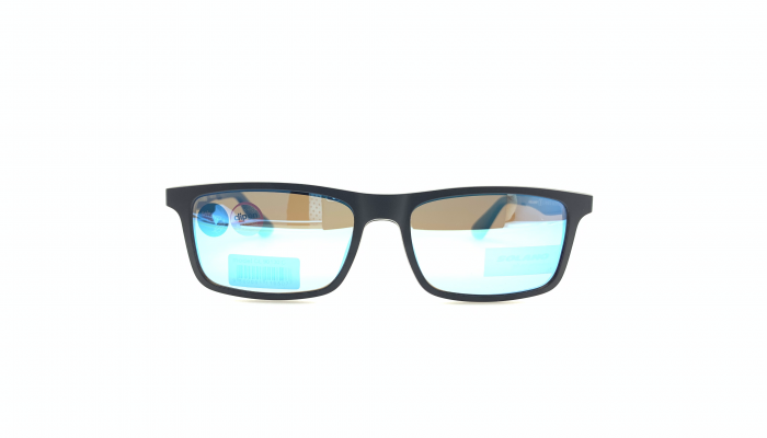 Rama ochelari clip-on Solano CL90130C