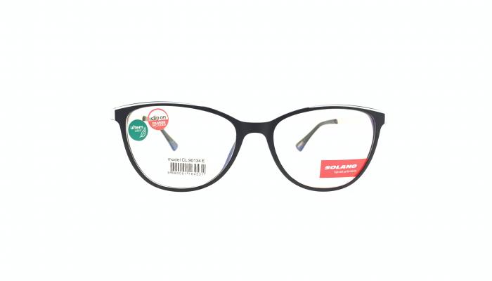 Rama ochelari clip-on Solano CL90134E