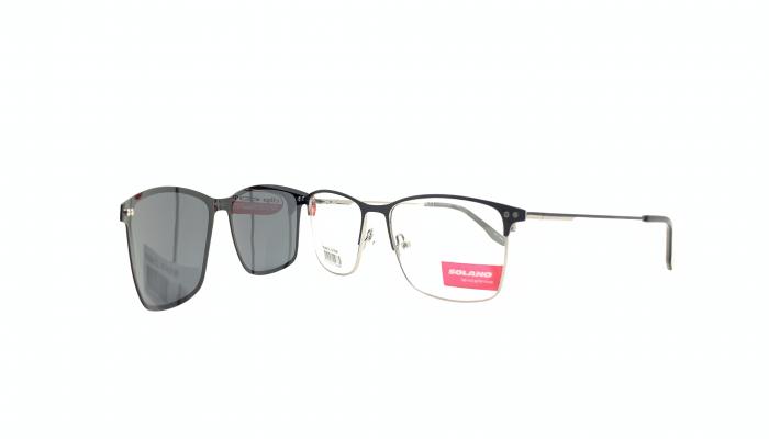 Rama ochelari clip-on Solano CL10143